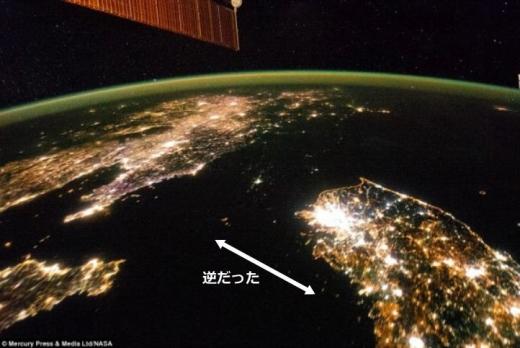 北朝鮮夜間1¦2