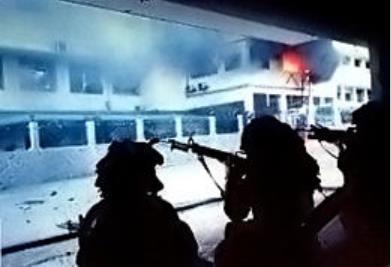 パナマ侵攻時のアメリカ軍1