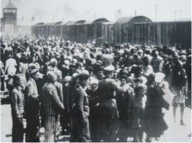 ナチス列車と人1