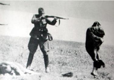 ナチス母親銃殺1