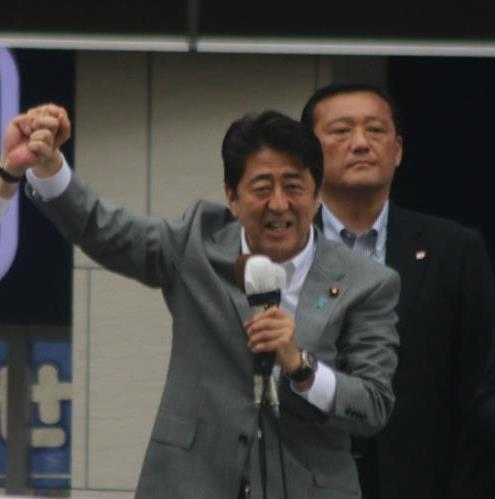 安倍総理民共批判1