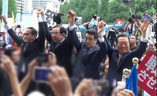 民共野党併合1