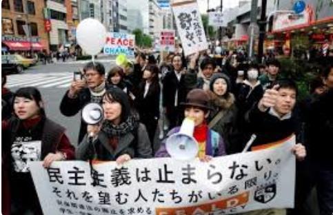SEALDs民主主義1