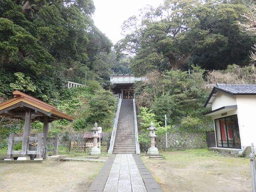 甘縄神明神社1