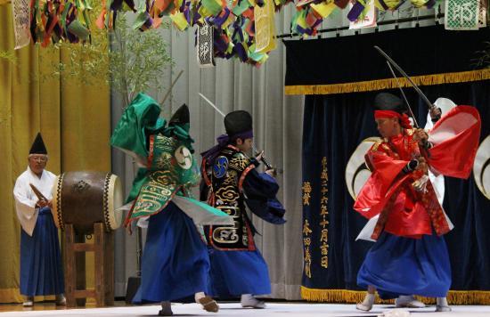 阿刀神楽団 薙刀3