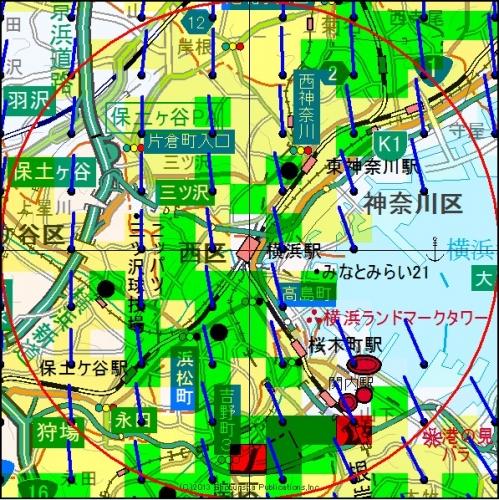 行動ベクトル-横浜-