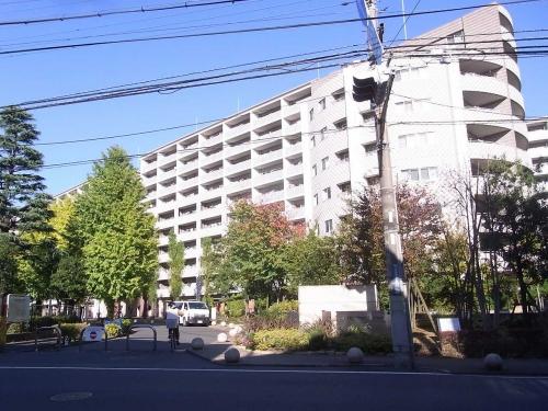 ザ・クレストシティ(武蔵新城)