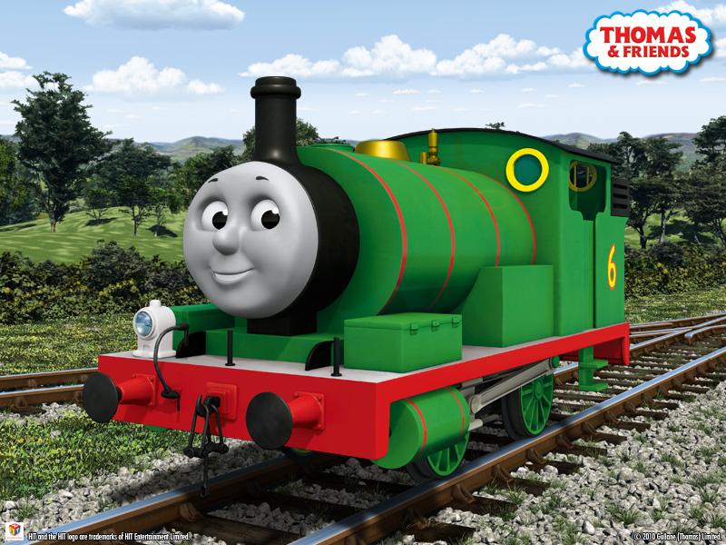 機関車パーシー