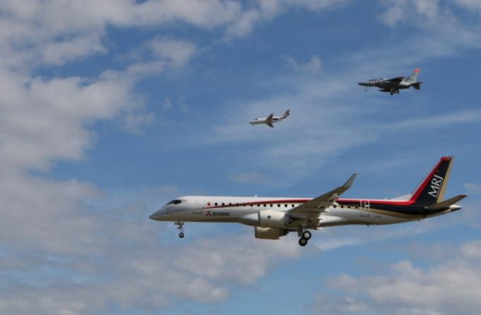 2016-5-1MRJ初飛行
