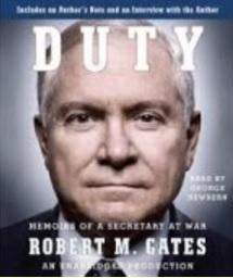 2016-6-7ゲーツ国防長官の著書任務