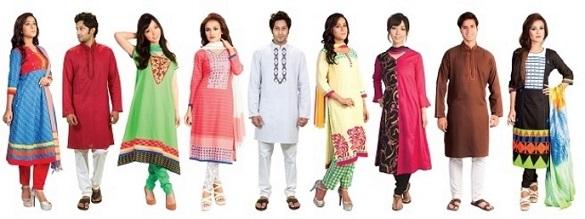 2016-7-9バングラのファッション