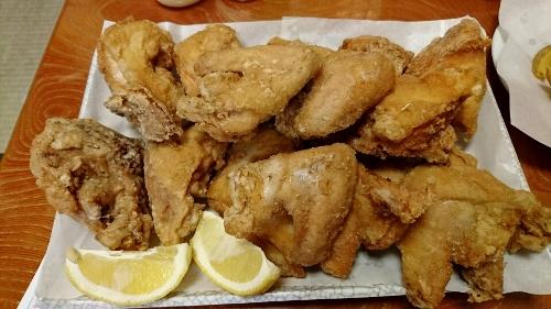 やばい若鶏の唐揚げ (500x281)