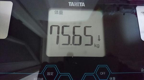 2016-5-31体重