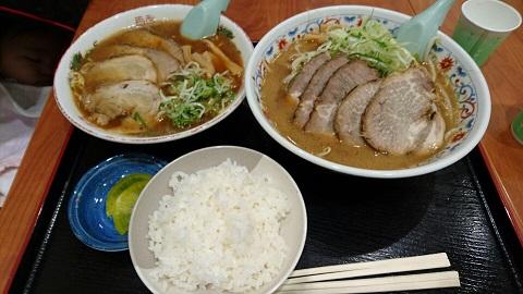加藤ラーメン 醤油シャーチュー