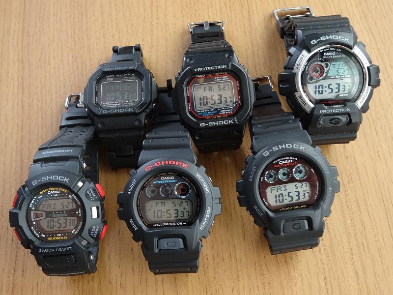 G Shock Dw 6900購入 Gw 6900 Vs Dw 6900 比較 たつごろんのboobooblog