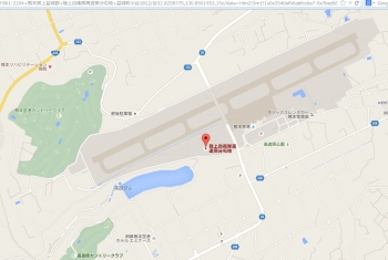 map陸上自衛隊高遊原分屯地