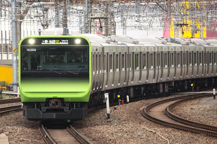 山手線E235系 #1