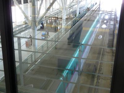 2016年4月北海道新幹線