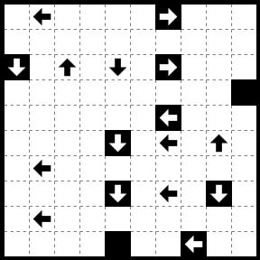 流れるループ 018