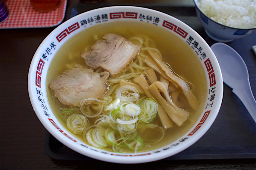 太麺太君 ラーメン1