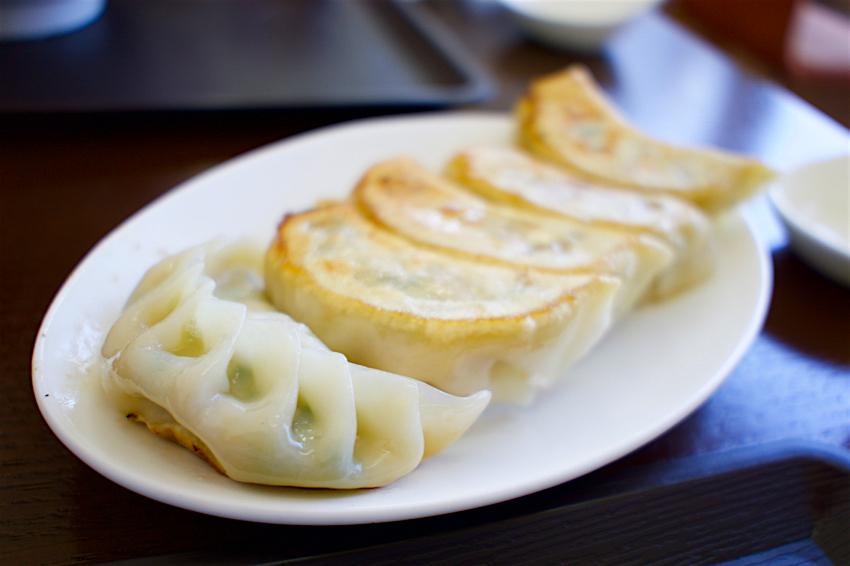 太麺太君 餃子