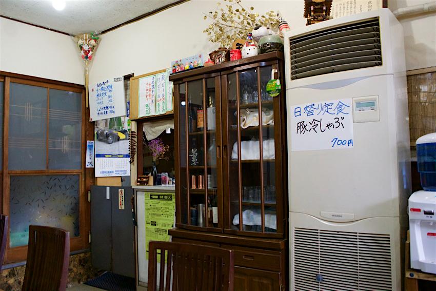 まるみ食堂@鹿沼市貝島町 店内2
