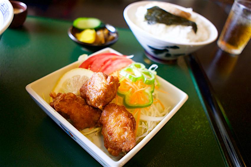 お食事処 きん太@鹿沼市御成橋町 麺セット