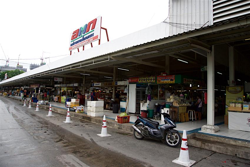 バンコク旅行記 オートーコー市場1