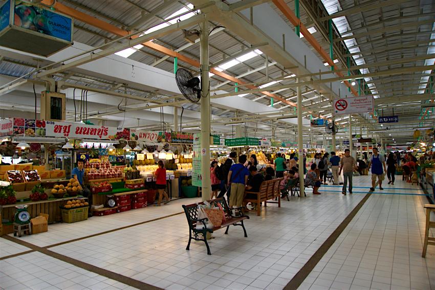 バンコク旅行記 オートーコー市場2
