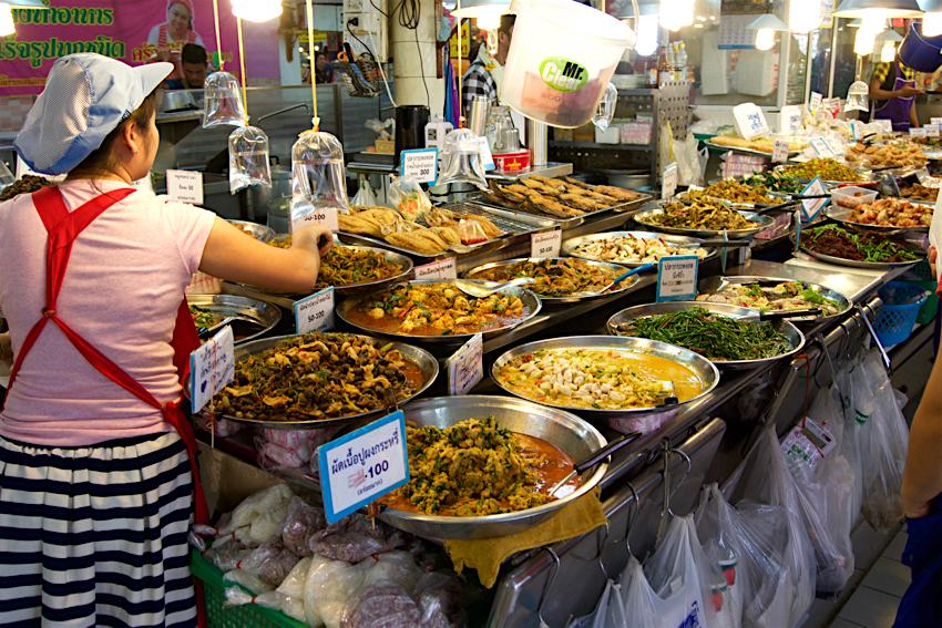 バンコク旅行記 オートーコー市場5