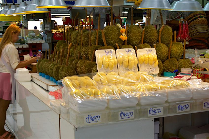バンコク旅行記 オートーコー市場4