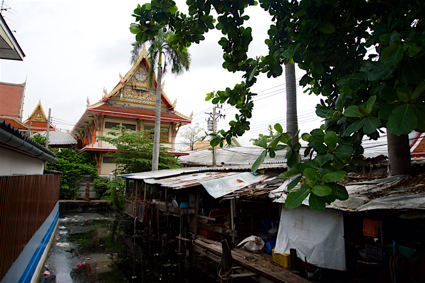 バンコク旅行記 バンプリー百年市場2