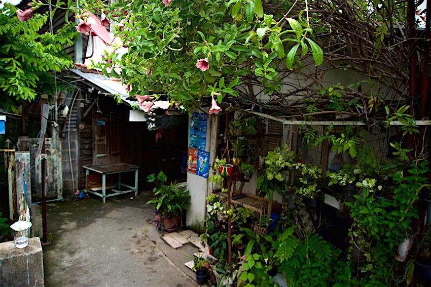 バンコク旅行記 バンプリー百年市場3
