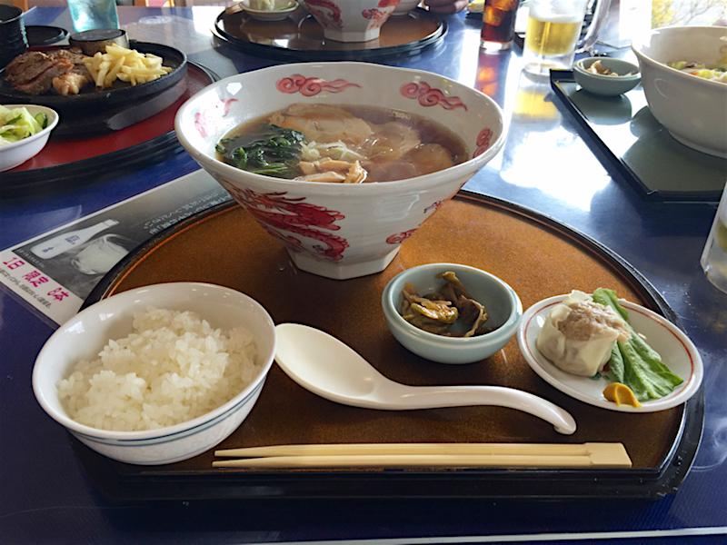 JGM宇都宮ゴルフクラブ@宇都宮市横山町 特製チャーシュー麺1