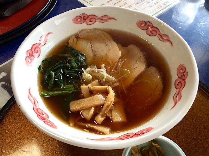 JGM宇都宮ゴルフクラブ@宇都宮市横山町 特製チャーシュー麺2