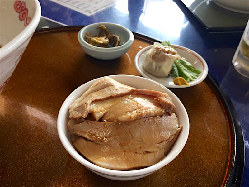 JGM宇都宮ゴルフクラブ@宇都宮市横山町 特製チャーシュー麺3