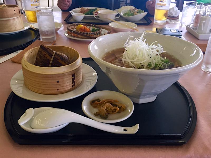 ディアレイク・カントリー倶楽部@鹿沼市玉田町 チャーシュー麺1
