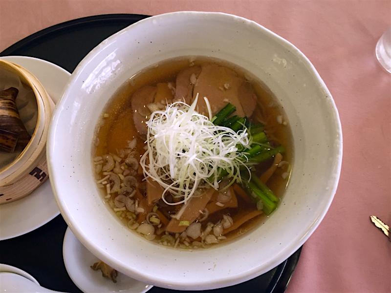 ディアレイク・カントリー倶楽部@鹿沼市玉田町 チャーシュー麺2