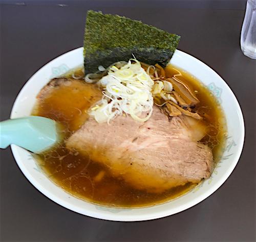 麺処 Ajihiro 醤油ラーメン+チャーシュー1枚追加