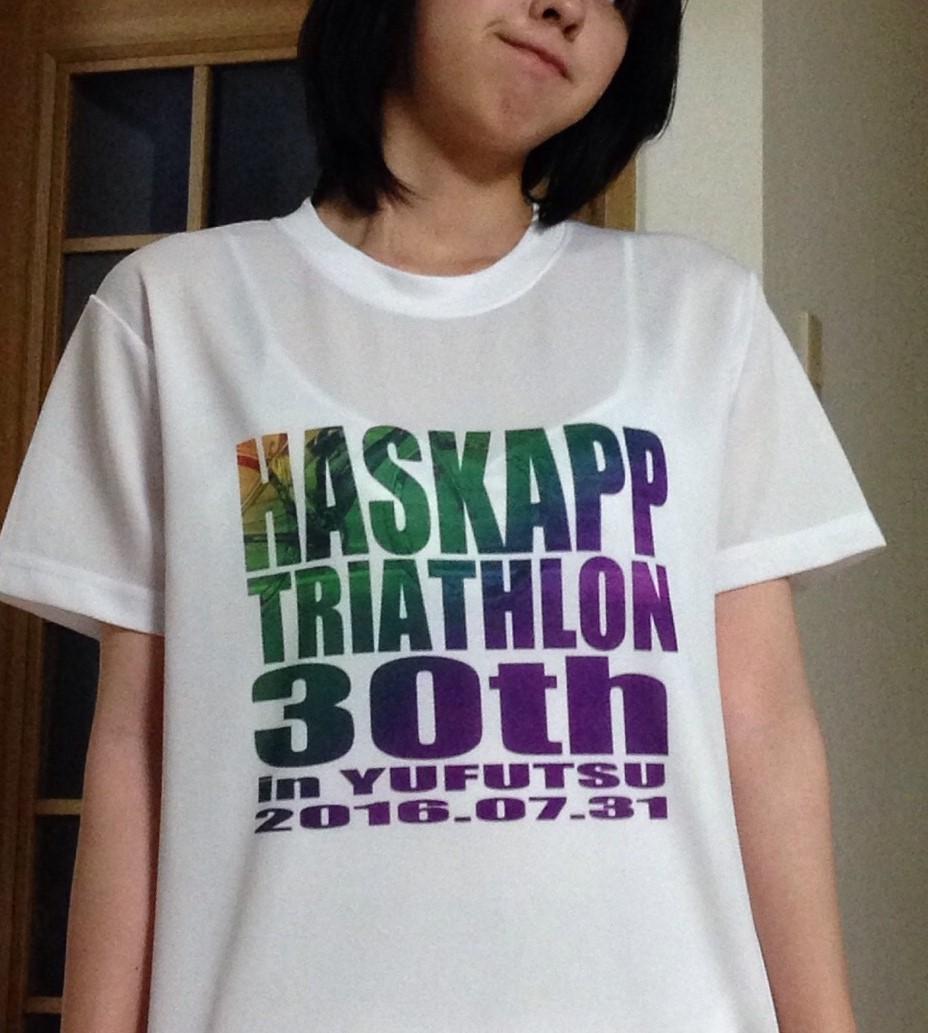 20160717Tシャツ