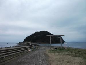160414夏泊大島
