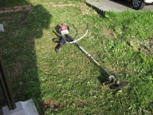 160509草刈り機