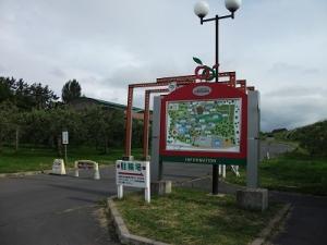 160623りんご公園