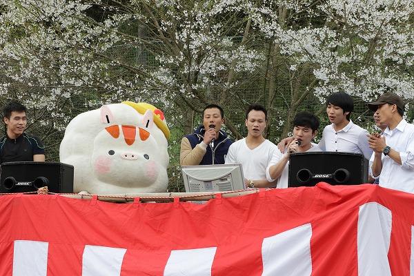 源太桜まつり・猪とん 160403 032