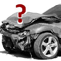事故車の車体番号