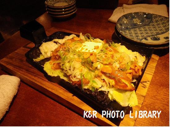 2015年8月2日鮭ちゃんちゃん焼1