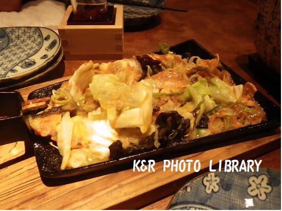 2015年8月2日鮭ちゃんちゃん焼3