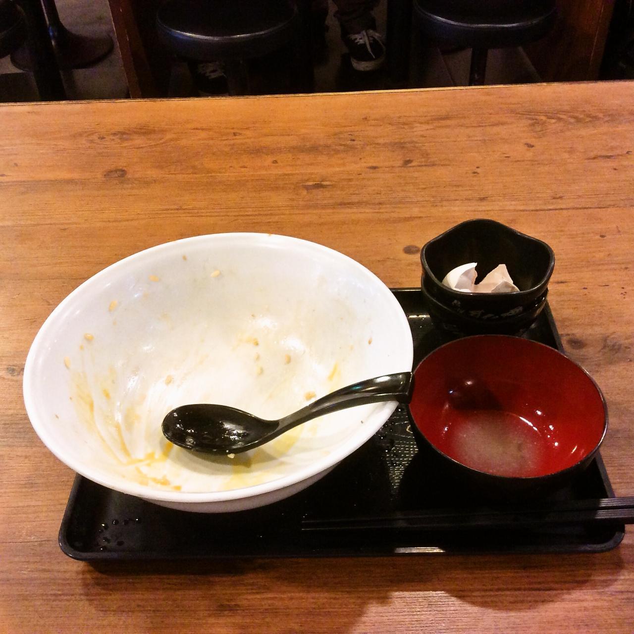 伝説のすた丼屋蒲田店(無料券)