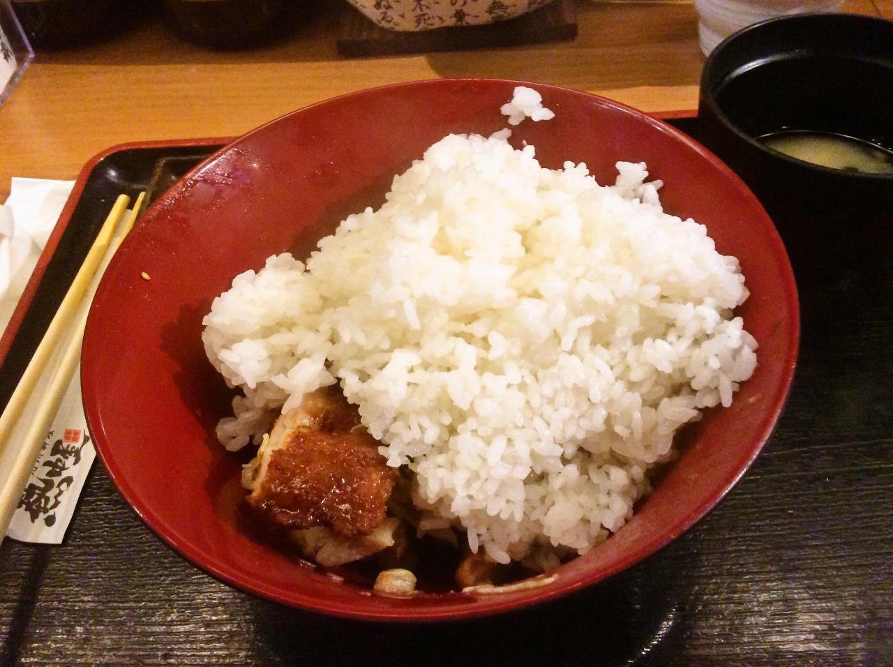 九州熱中屋五反田西口LIVE(チキン丼)