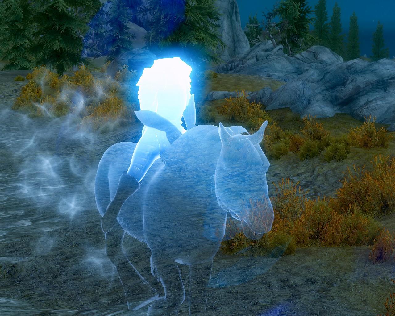 07軍馬にまたがった騎士